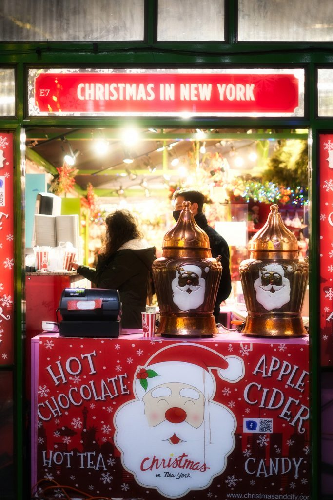 Holiday Lights NYC at Bryant Park