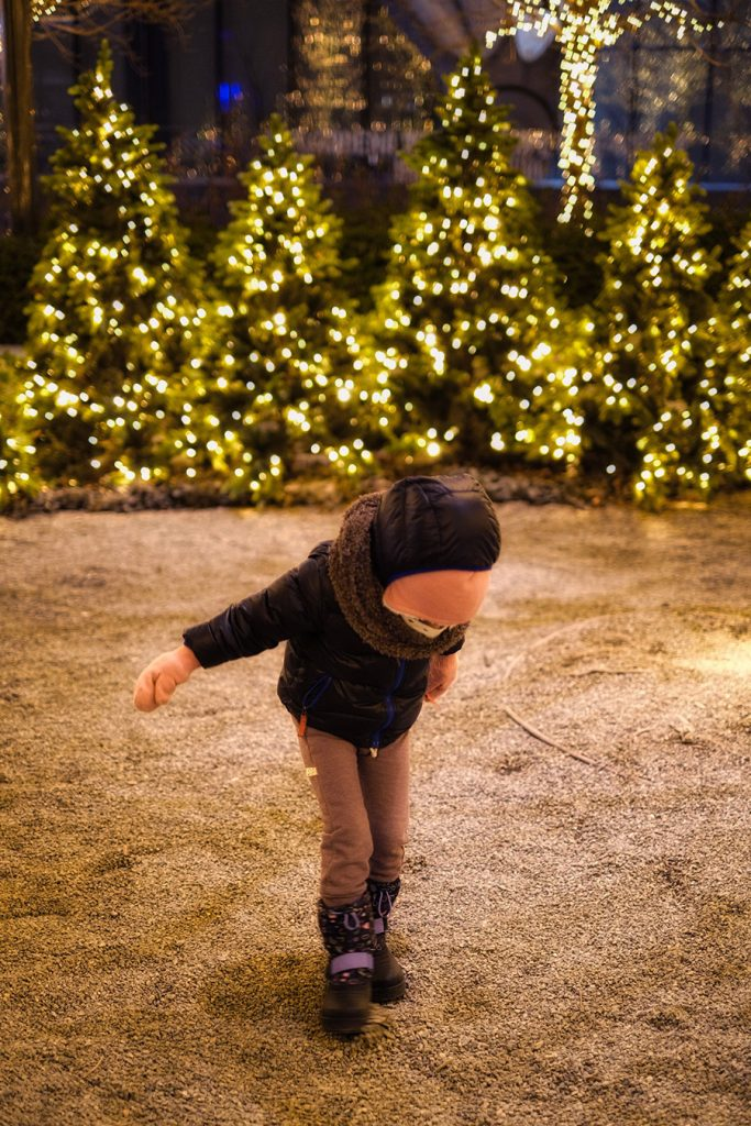 Holiday Lights NYC